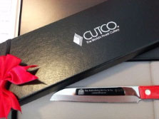 referral bonus cutco Santoku Knife from ingram mortgage team