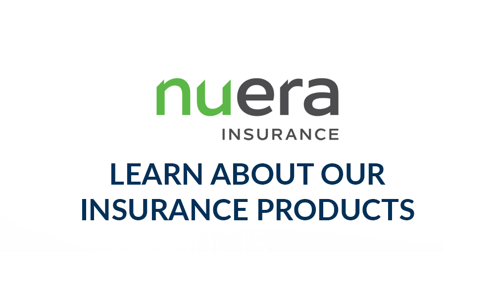 Nuera insurance offered online from your mortgage broker