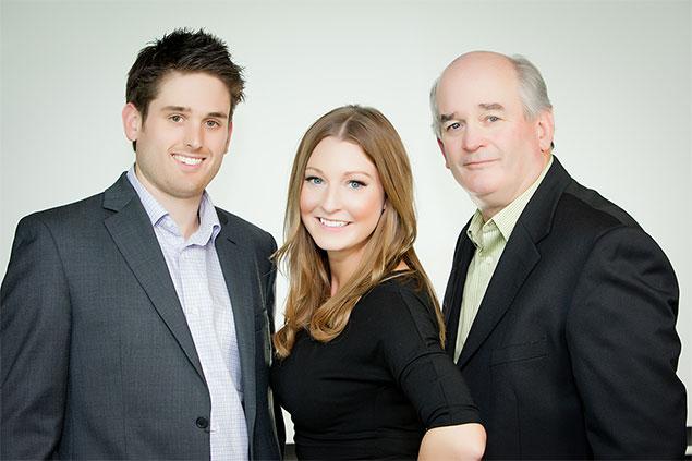 Jeff, Jacklyn & Mark - The Ingram Mortgage Team